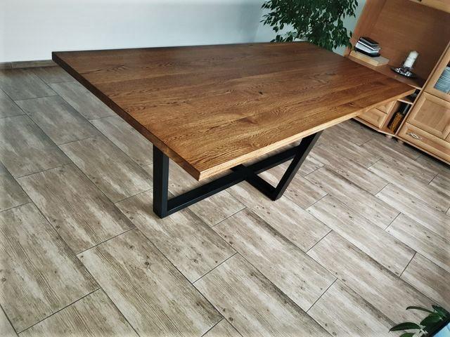 Kolejna realizacja stołu na płozach  #1