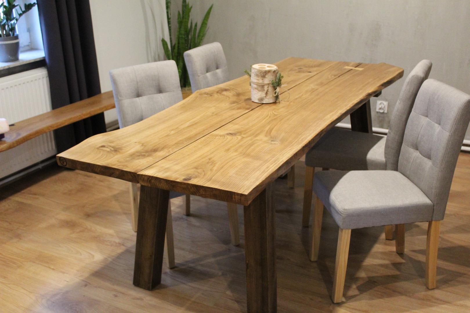 Rustykalny stół - mebel idealny dla Ciebie! #3