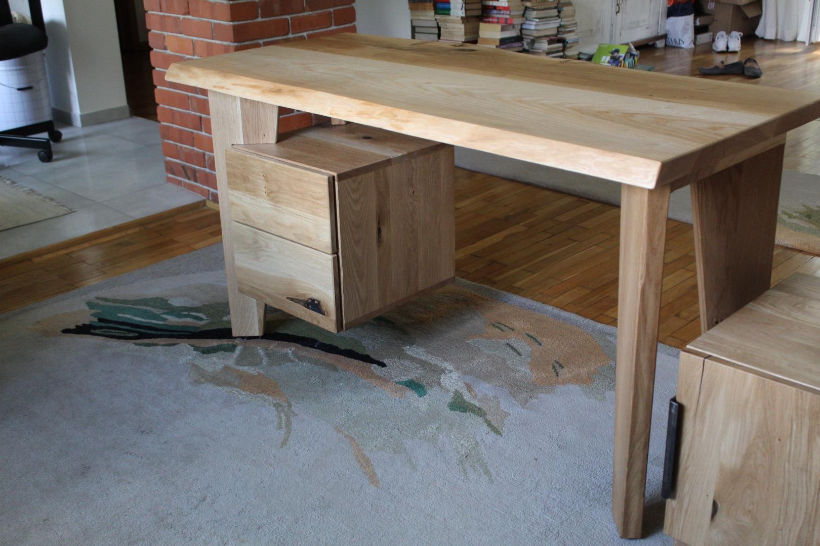 Regał i biurko #6