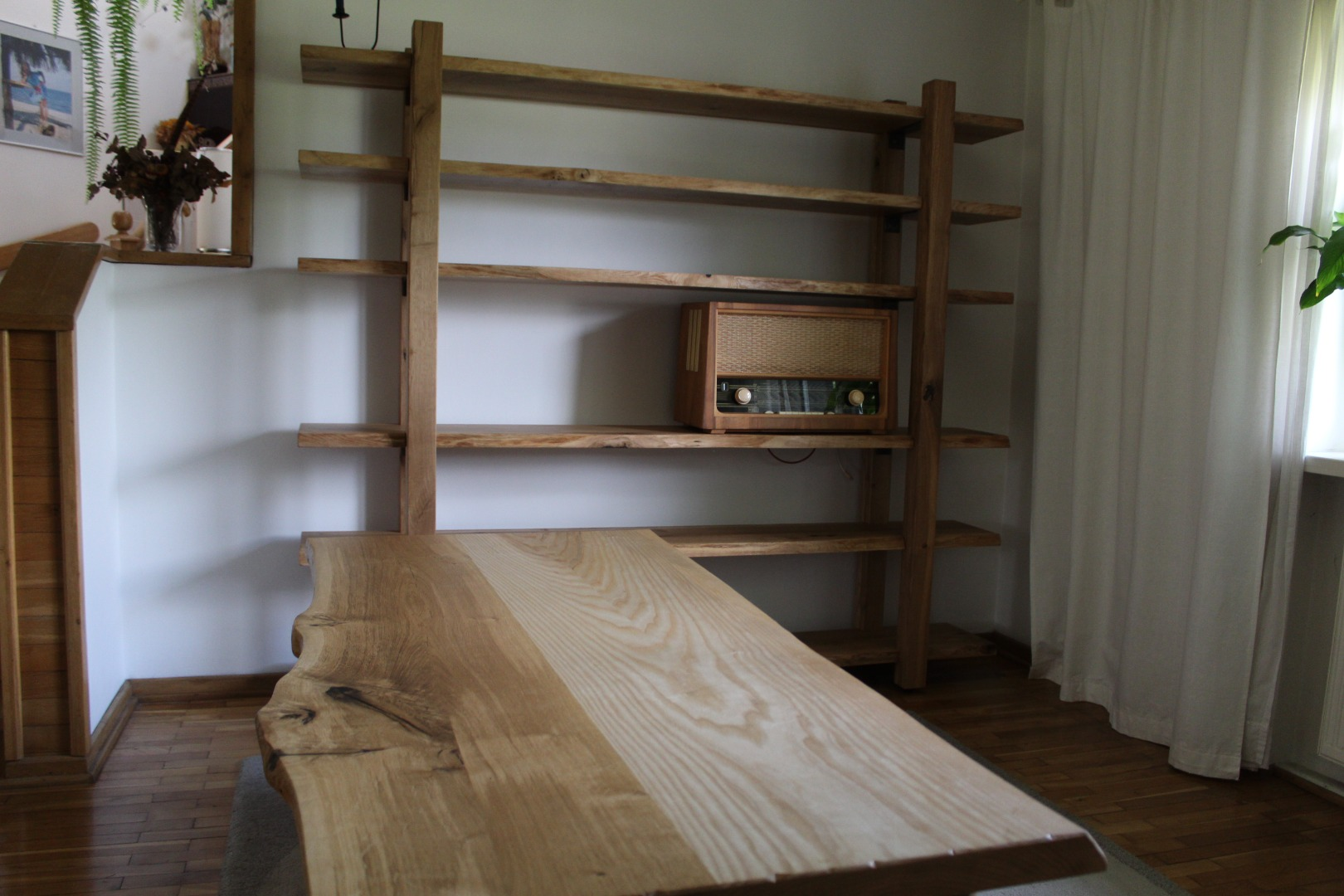 Regał i biurko #8