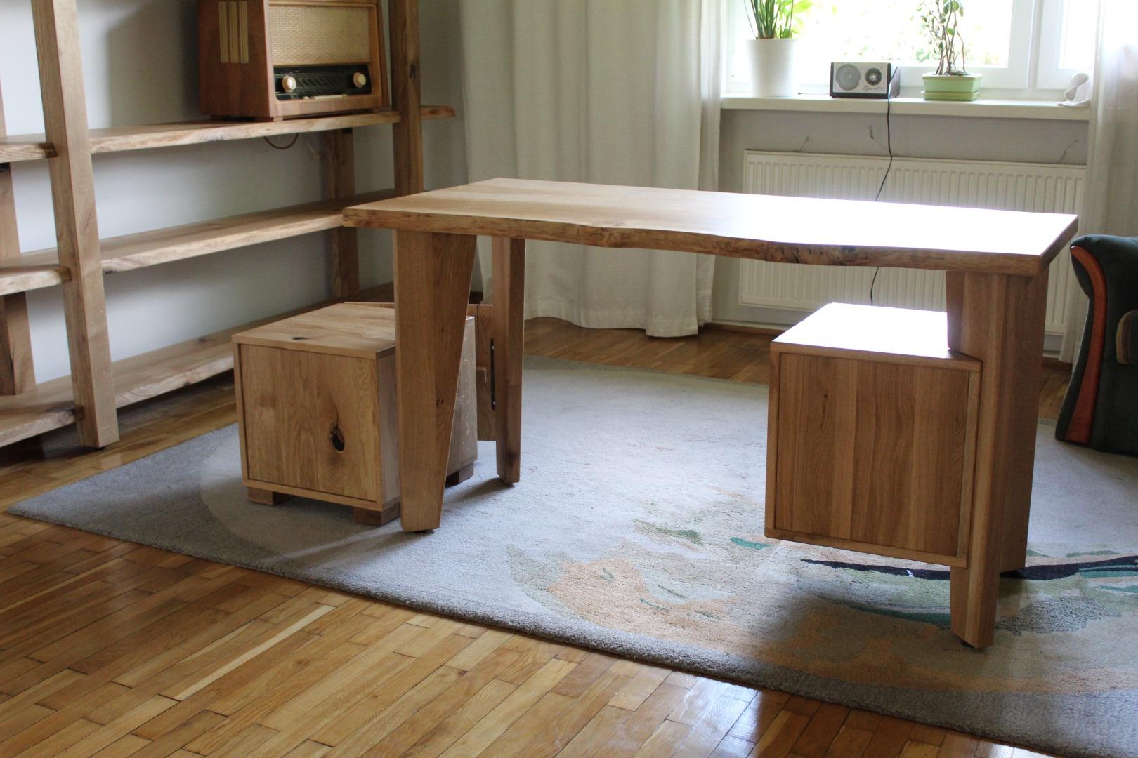 Regał i biurko #9