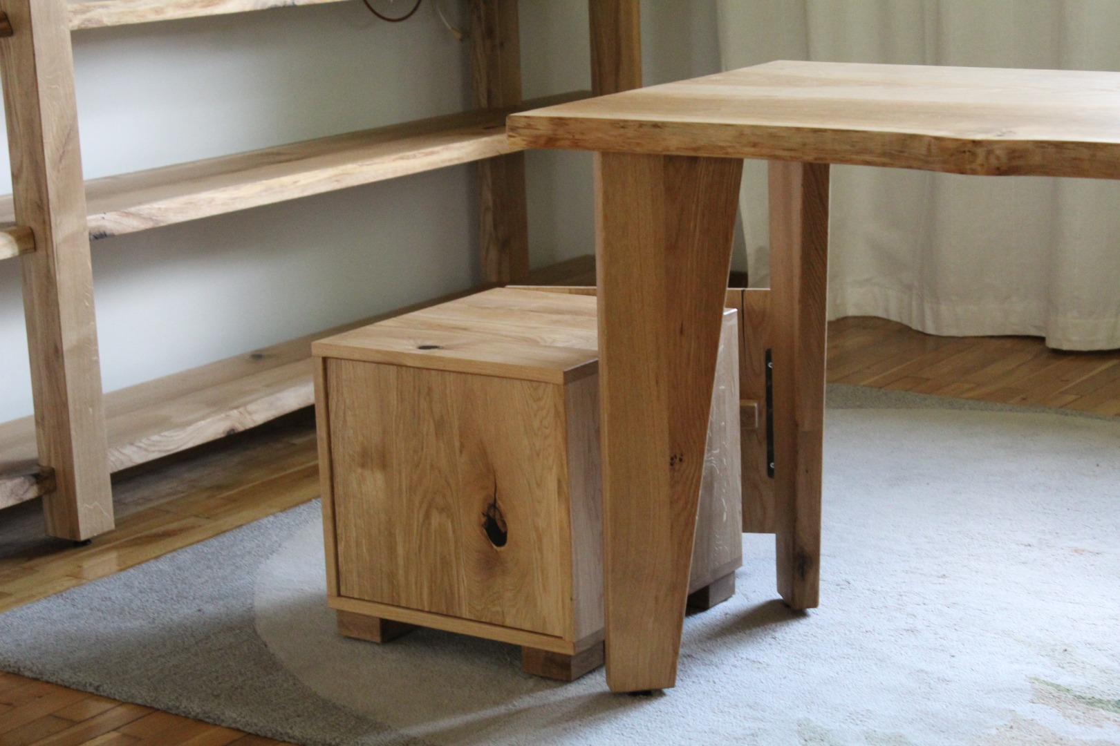 Regał i biurko #10
