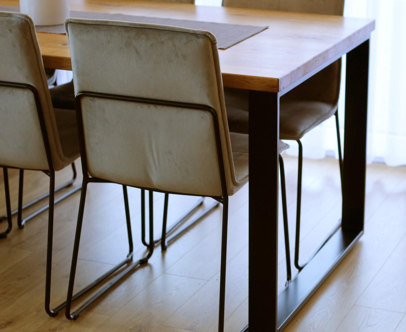Klasyczny stół industrialny #2