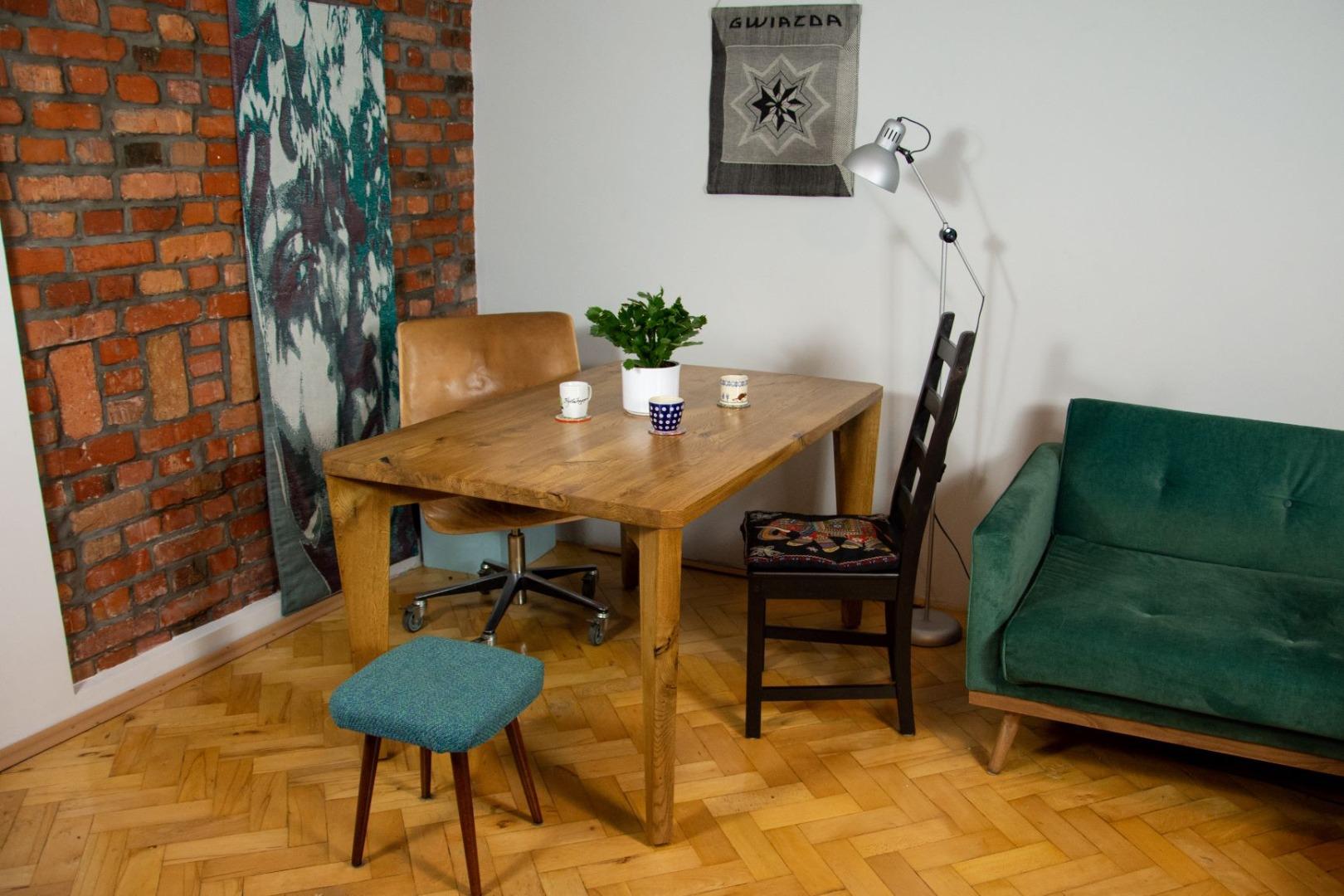 Stół dębowy S1 #1