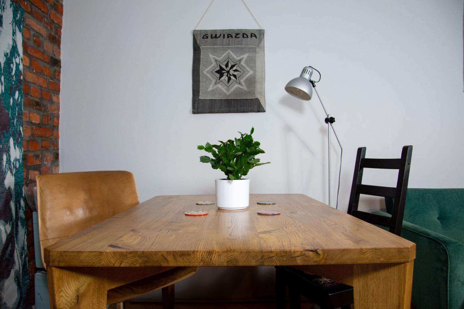 Stół dębowy S1 #5
