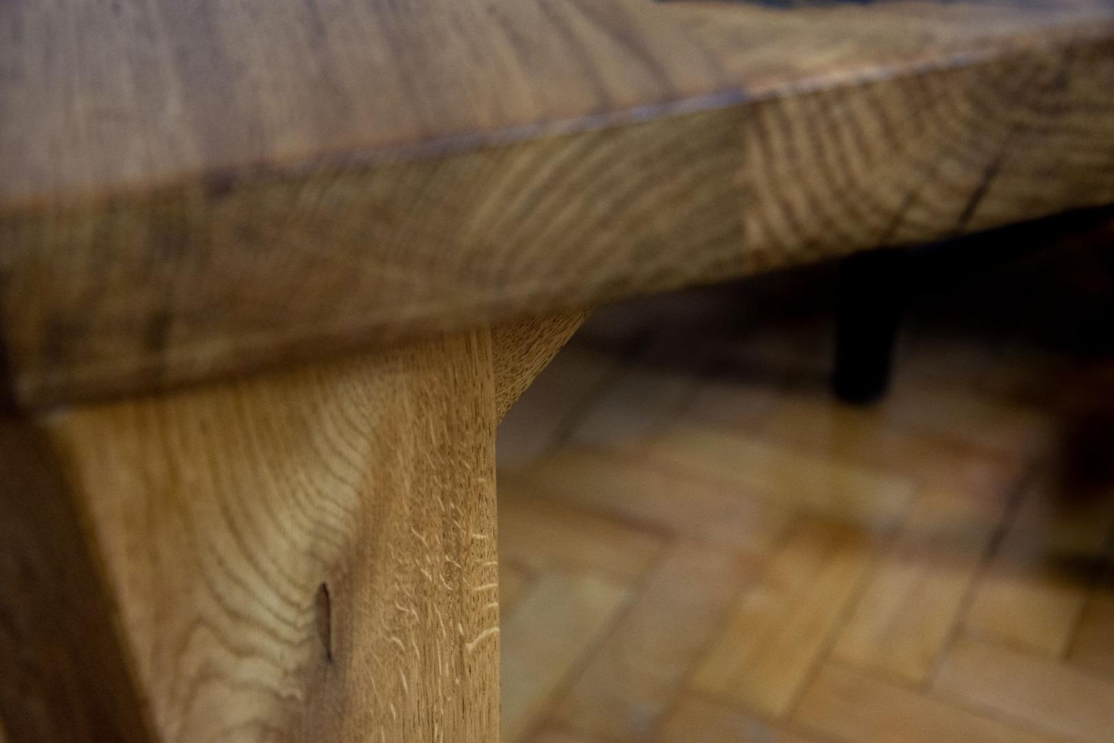 Stół dębowy S1 #6