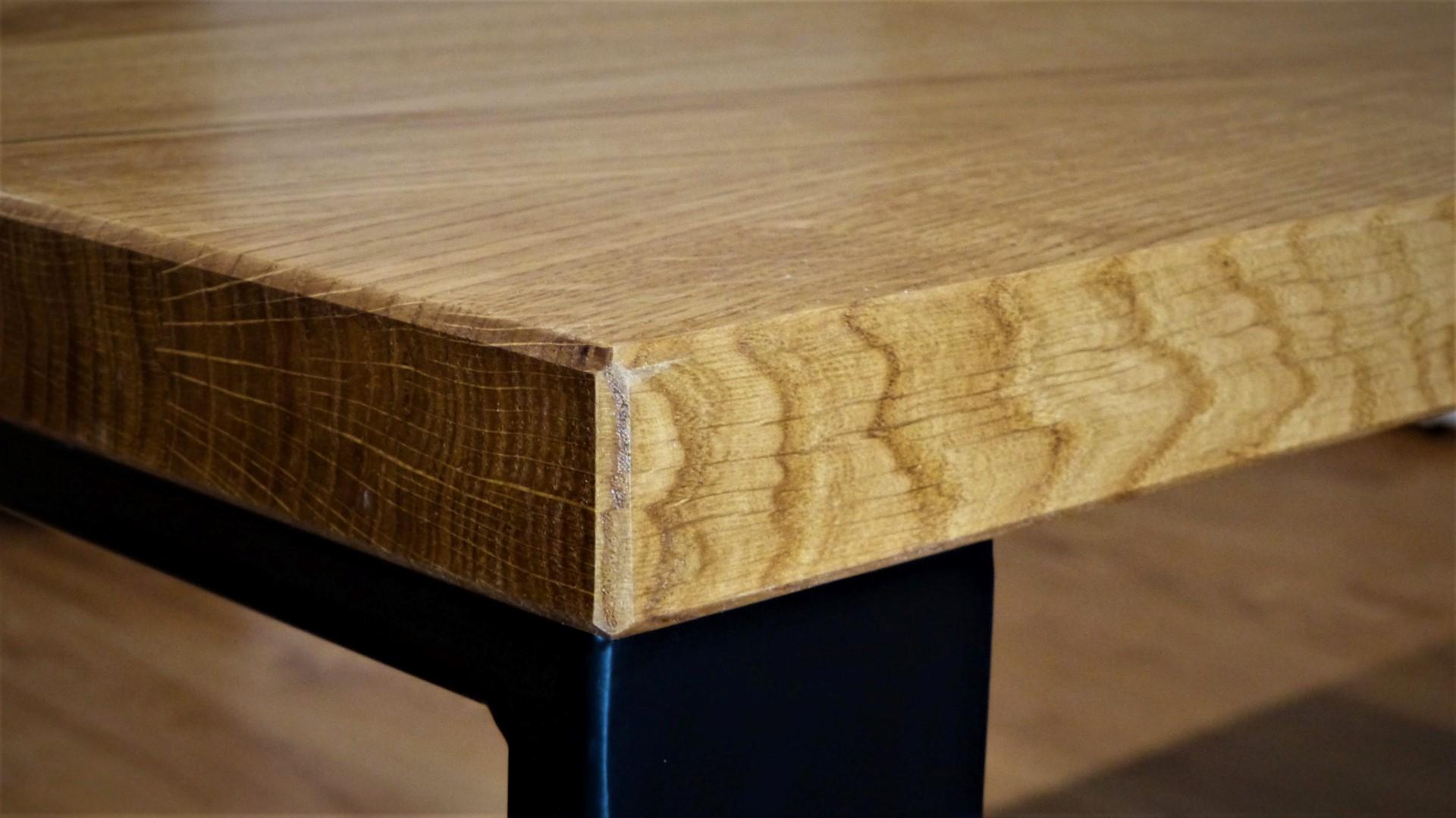 Klasyczny stół industrialny #7