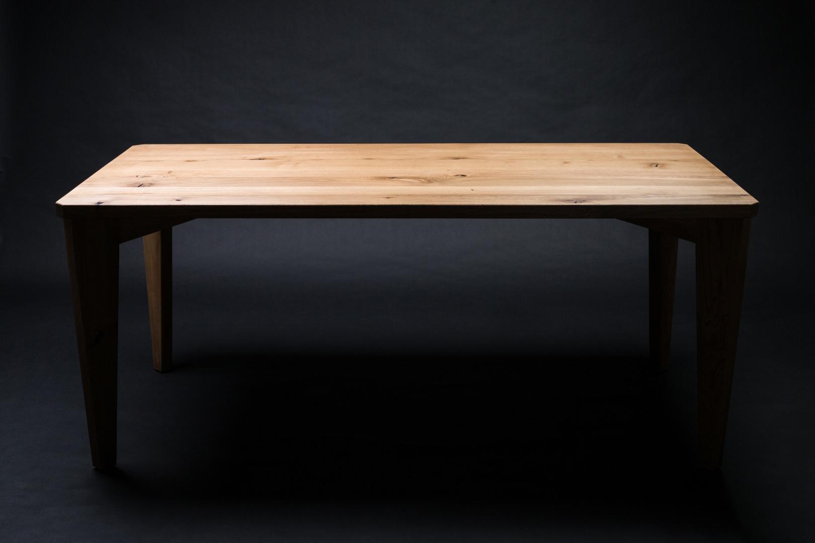 Stół z litego drewna S1 #1