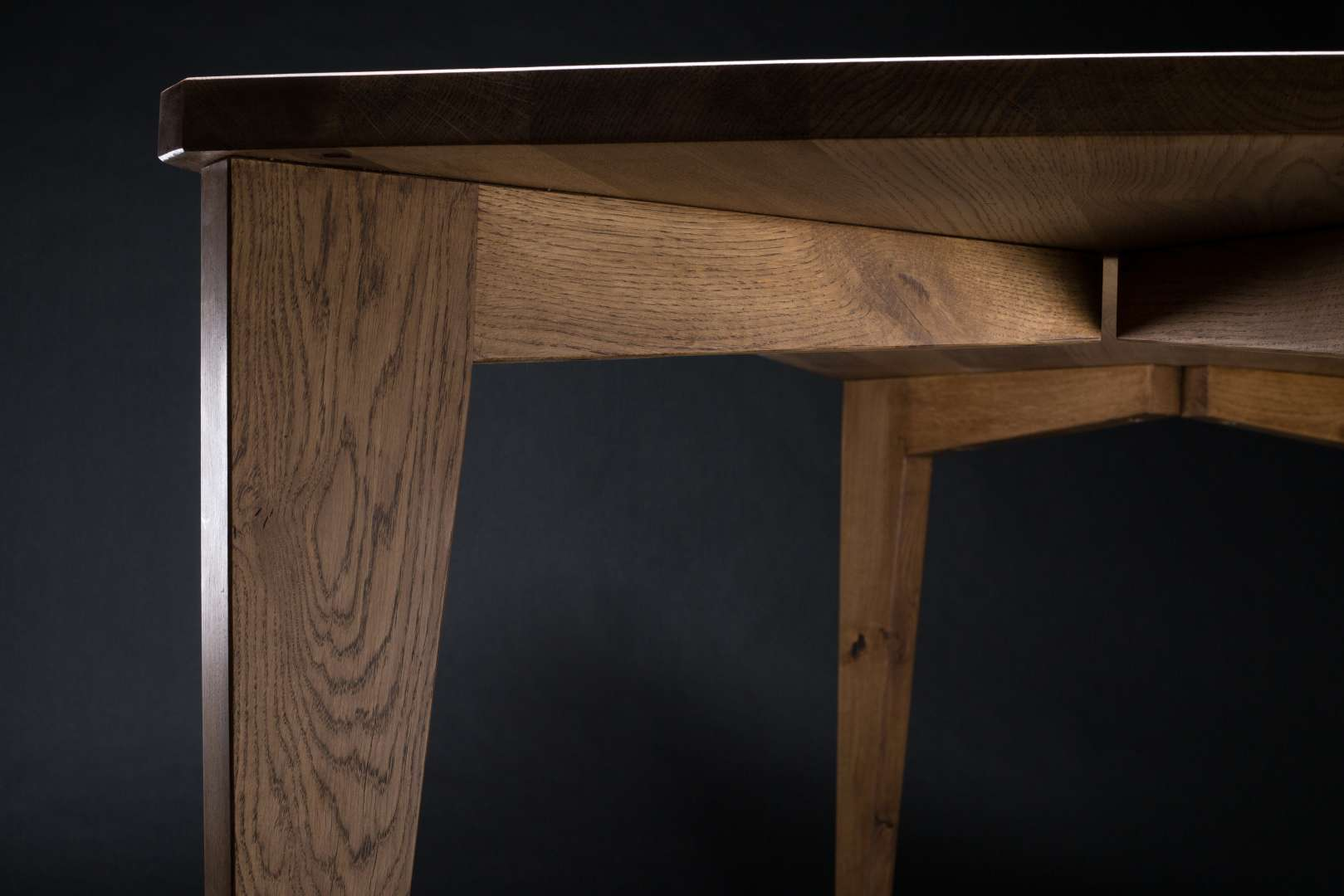 Stół z litego drewna S1 #3