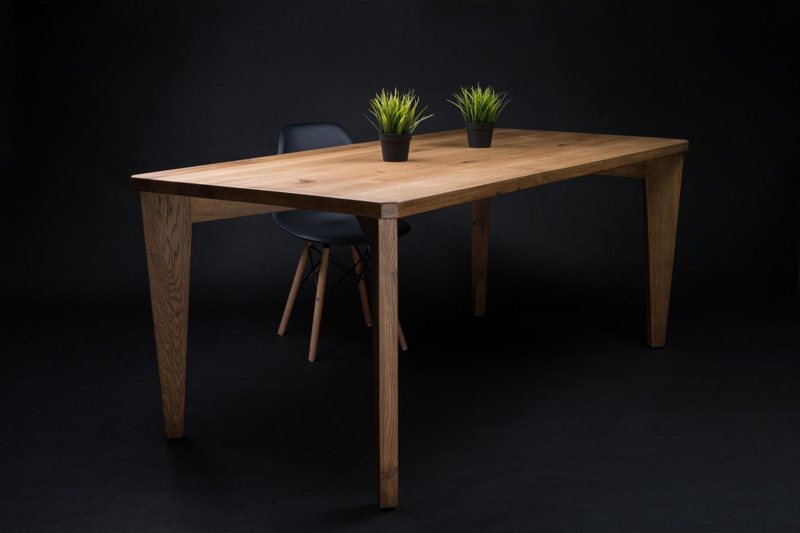 Stół z litego drewna S1 #4