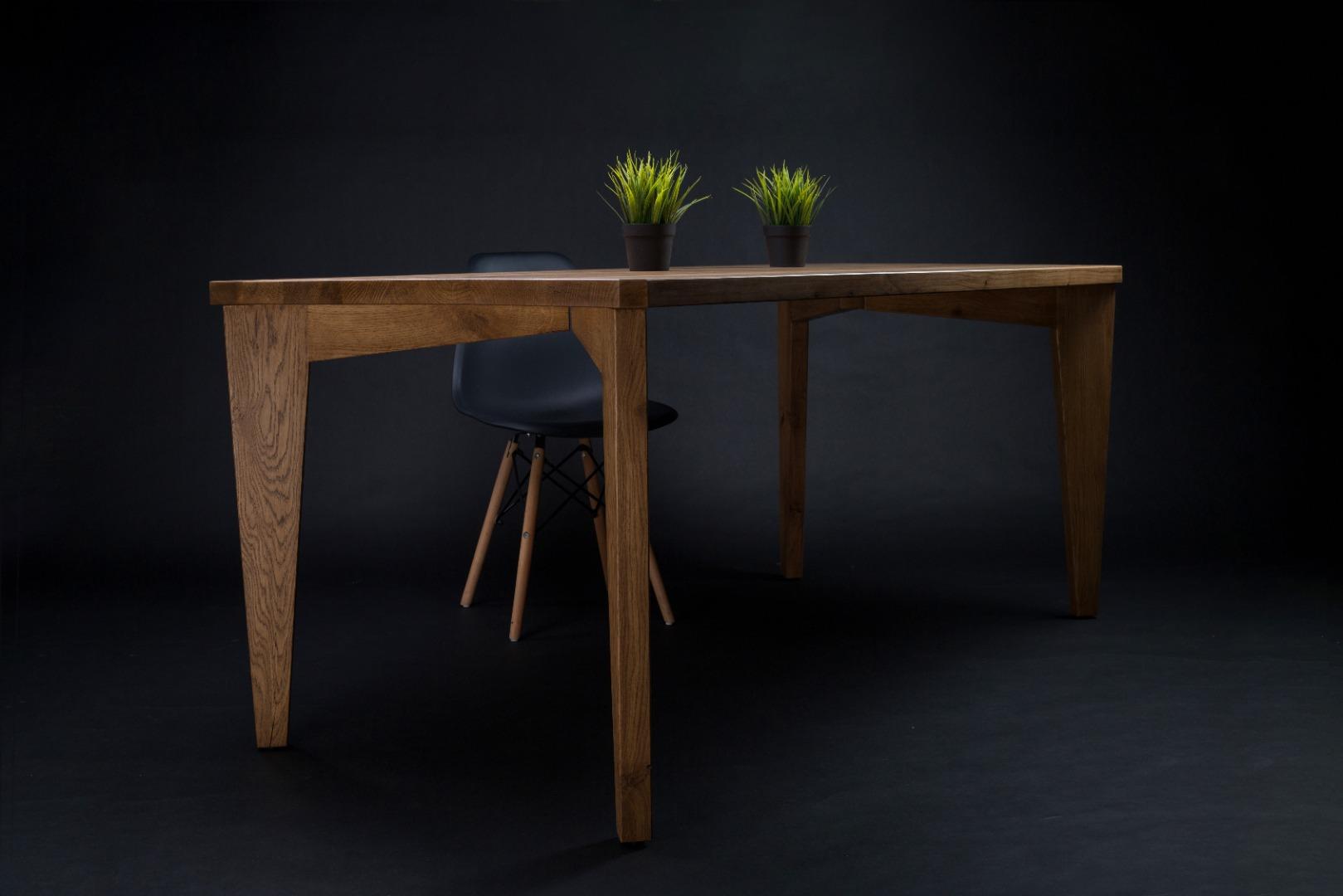 Stół z litego drewna S1 #5
