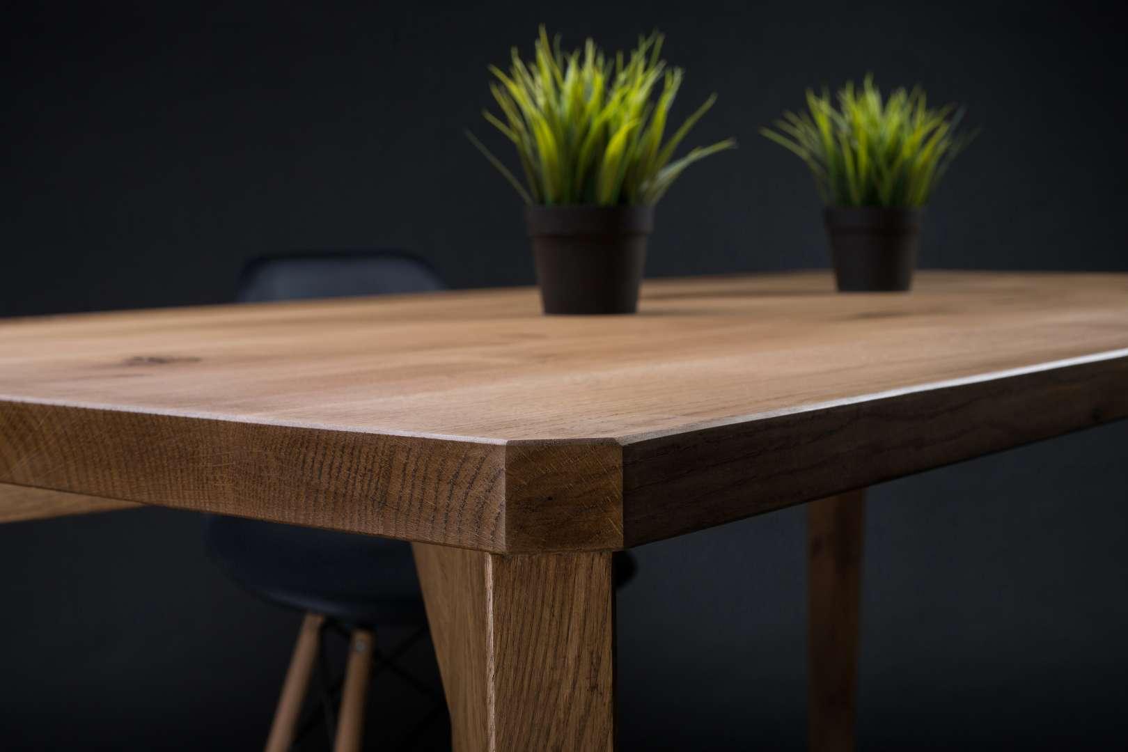 Stół z litego drewna S1 #6