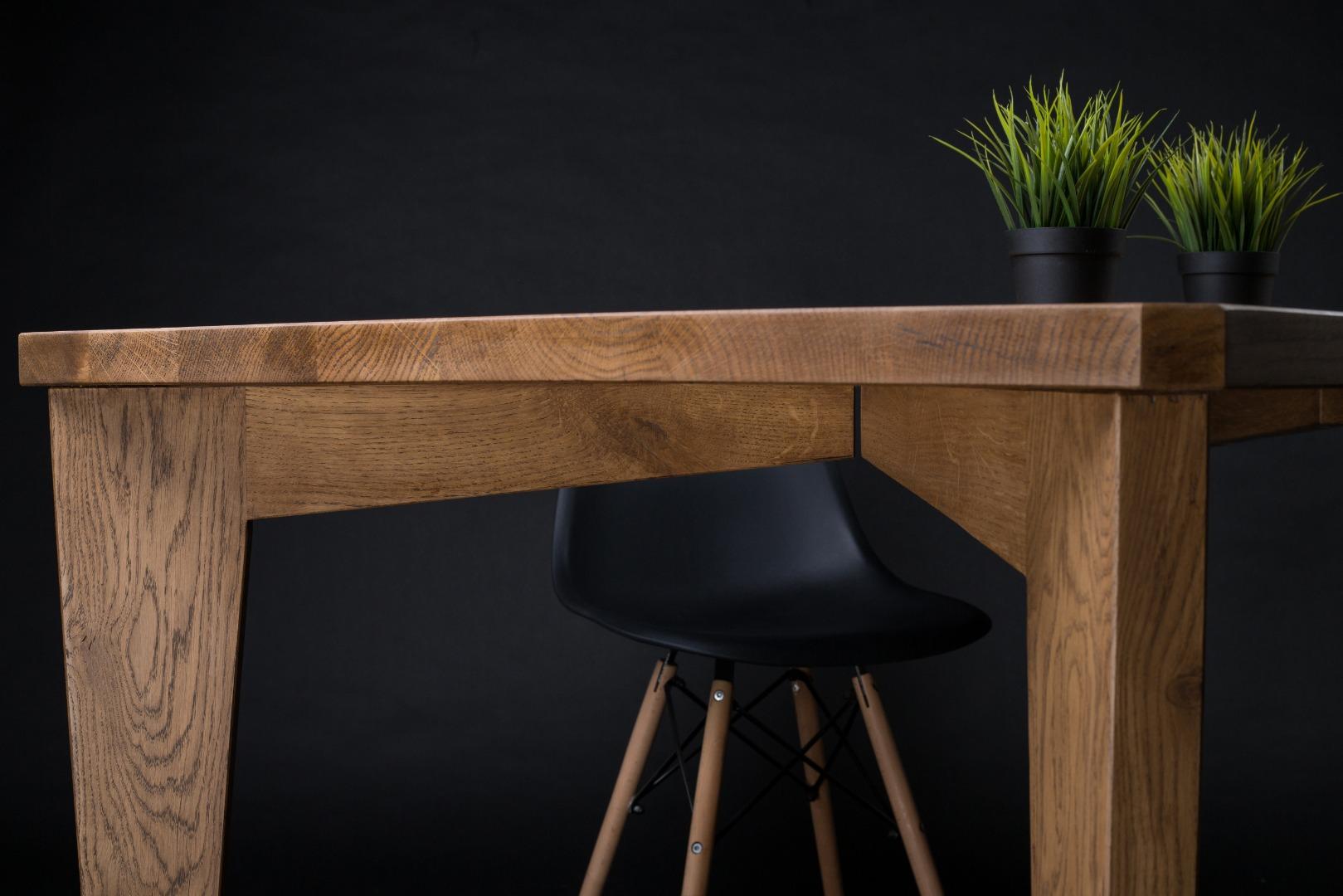 Stół z litego drewna S1 #7
