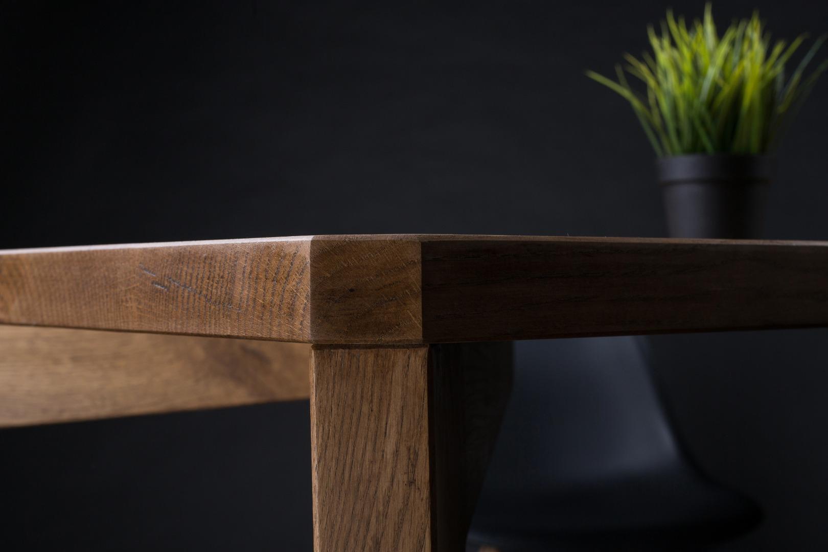 Stół z litego drewna S1 #8