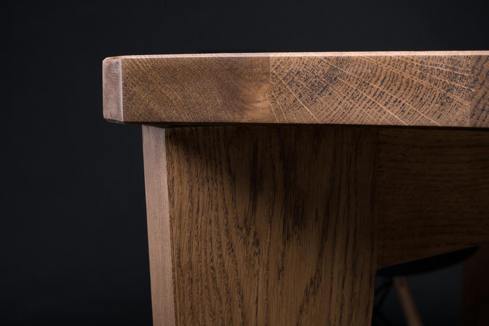 Stół z litego drewna S1 #9